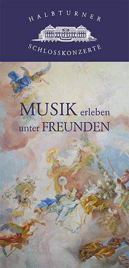 Mitgliederkarte Halbturner Schlosskonzerte