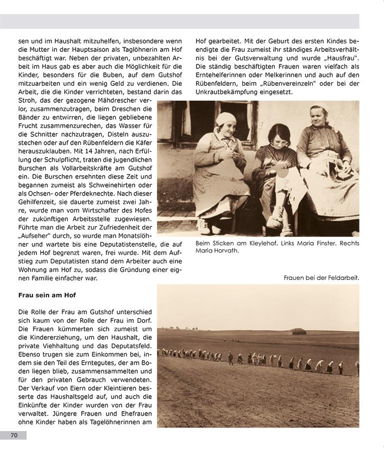 Buch Meierhöfe Seite 70