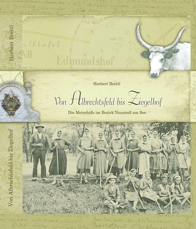 Buch Meierhöfe Cover