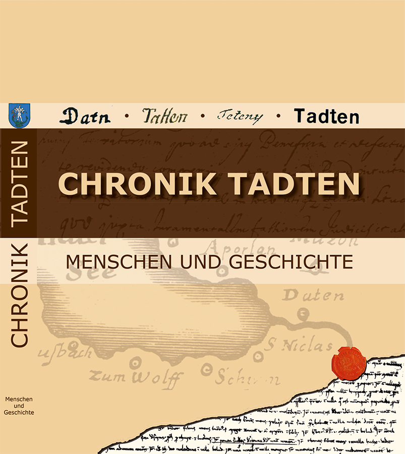 Gemeindechronik Tadten, Cover