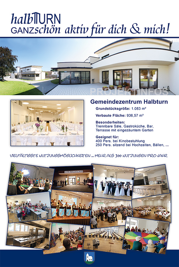 Gemeindezentrum Halbturn Tafel 2
