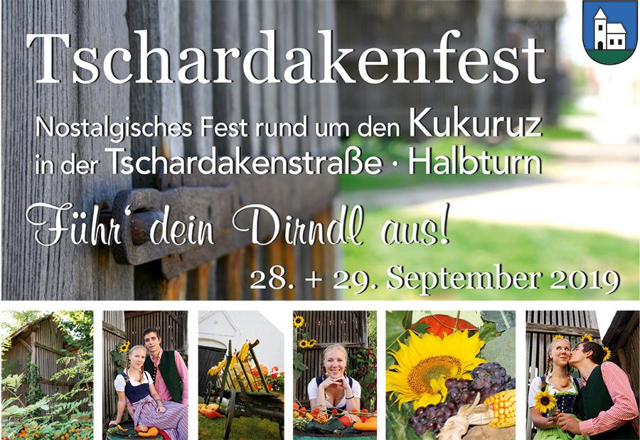 Flyer Halbturner Tschardakenfest