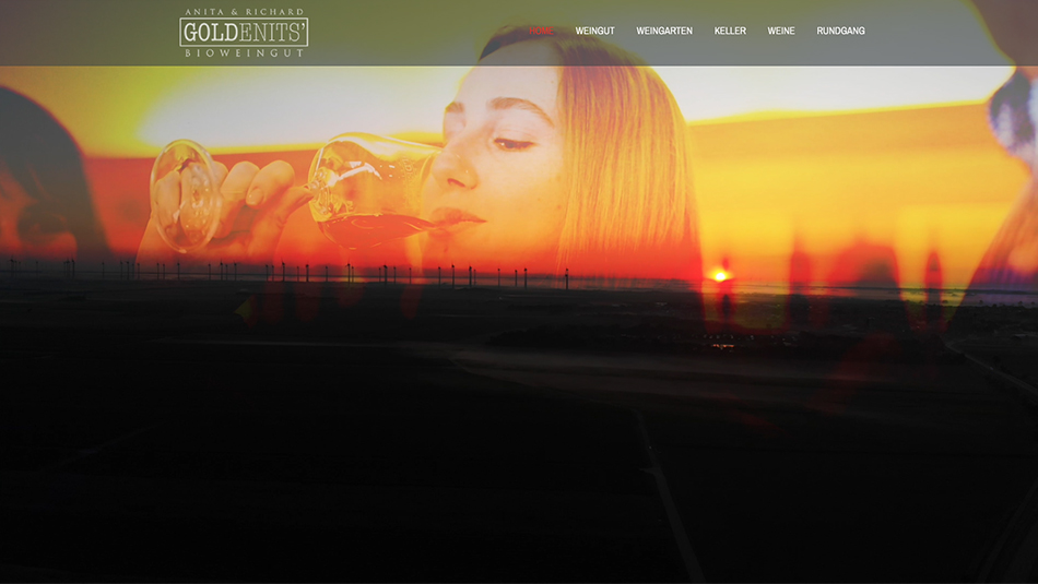 Goldenits Richard Website Startseite