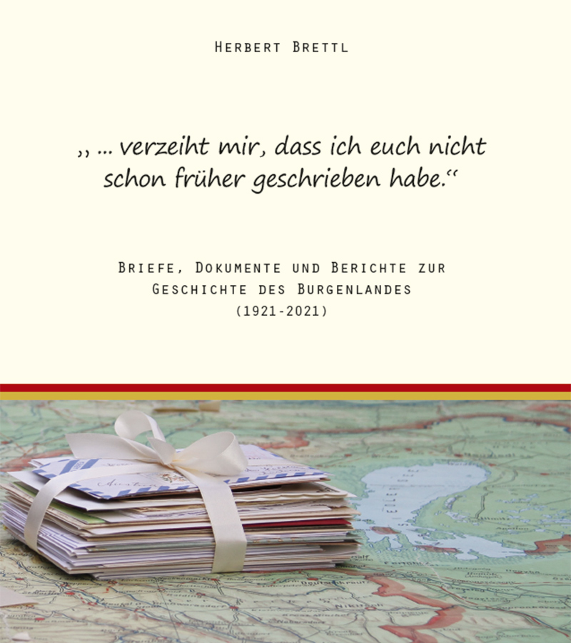 Buch-Cover 100 Jahre Burgenland