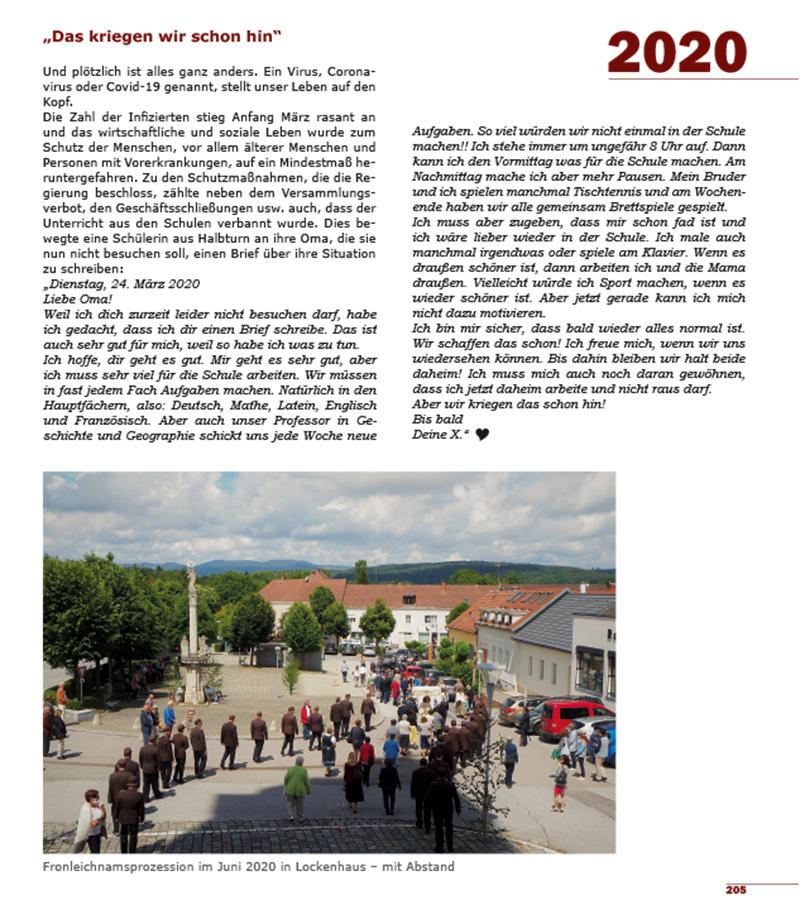 Buch 100 Jahre Burgenland Seite 2020
