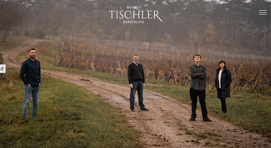 Weingut Tischler Startseite